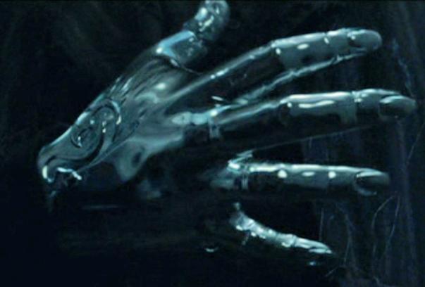 Peter Pettigrew's Hand