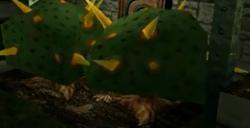 Spiky Bushes