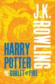 Harry Potter and the Goblet of Fire new adult edition