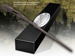 Kingsley Shacklebolt's wand