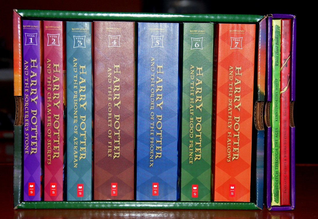 Harry Potter Book Images : Image harry potter books g wiki