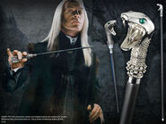 Lucius malfoy walking stick