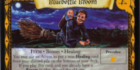 Bluebottle Broom (Trading Card)