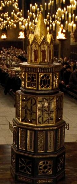 Goblet of Fire Casket