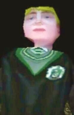 Slytherin Duelling Champion