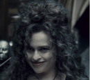 Bellatrix Lestrange's necklace