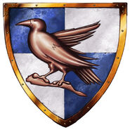 Ravenclaw Logo from Harry Potter Lego