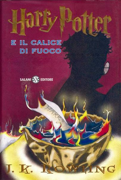harry potter e il calice di fuoco - photo #1