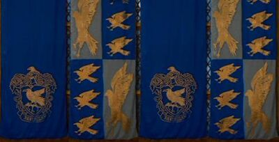 Ravenclaw Banners and Logo