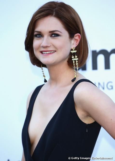Bonnie Wright actress