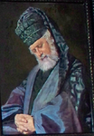 Unidentified Sleeping Headmaster in Blue