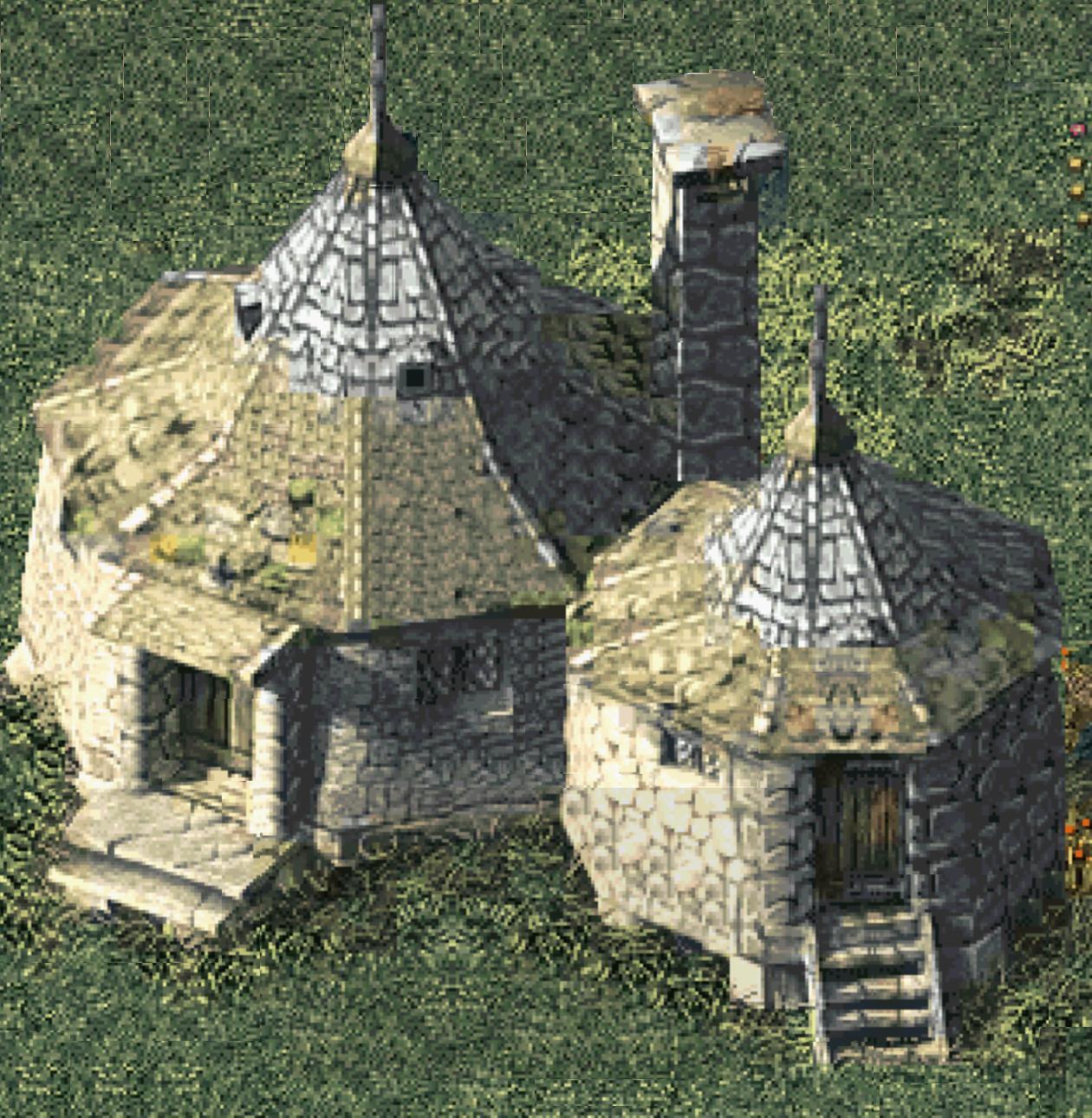 Hagrid S Hut S Shed Harry Potter Wiki Fandom Powered