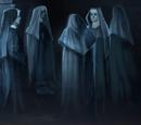 Gloomy nuns