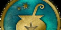 Potions Club Star Badge