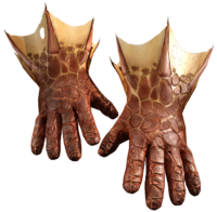 Dragon-hide gloves Book of Spell.png