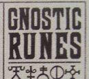 Gnostic Runes