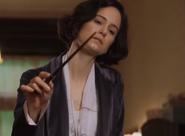 Porpentina Scamander's wand