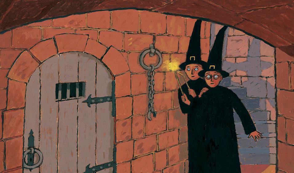 Harry potter et la chambre des secrets wiki harry potter - La chambre des officiers livre ...