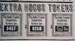Hocus Tokens