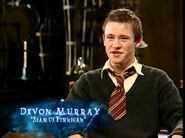 Devon Murray (Seamus Finnegan) HP4 screenshot