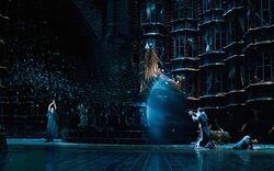 Dumbledore shield
