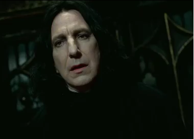 Snape head