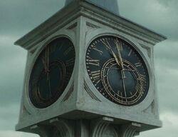 Second Task Clock