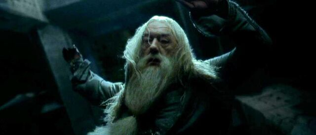 File:Albus Dumbledore falling from the tower.JPG