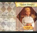 Madam Pomfrey (Trading Card)