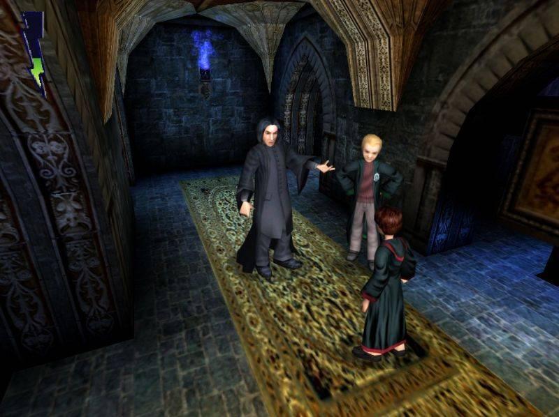 Harry potter i komnata tajemnic gra harry potter wiki for Camarade de chambre