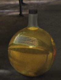 Black Fire Potion
