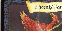 Phoenix Feather Wand (Trading Card)
