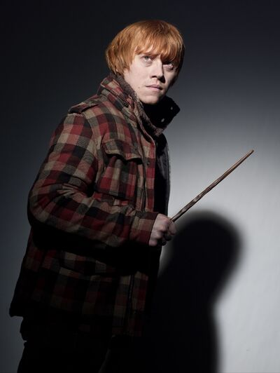 DH1 Ron Weasley promo 01