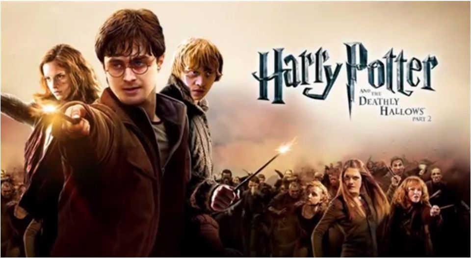Image result for Harry Potter and the Deathly Hallows: Part 2