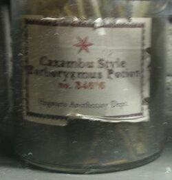 Caxambu Style Borborygmus Potion