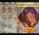 Professor Quirinus Quirrell (Trading Card)