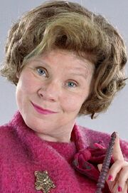 Dolores Umbridge headshot