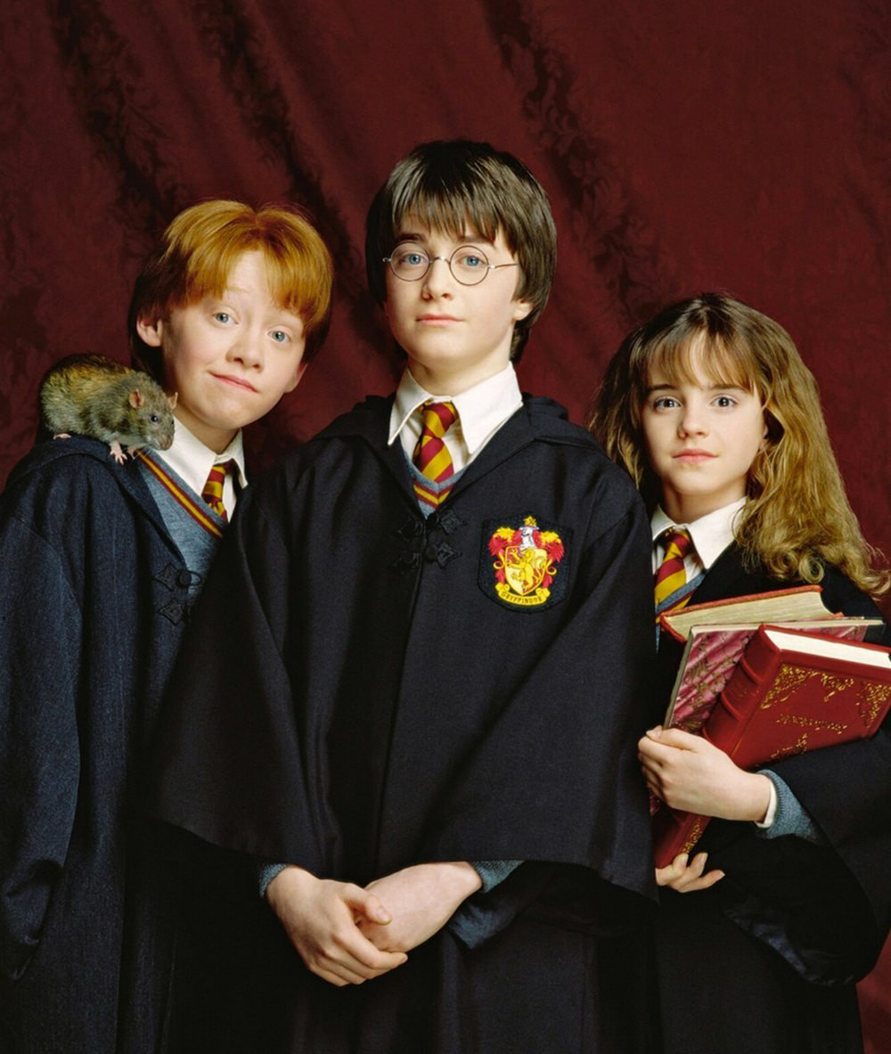 Trio harry potter wiki wikia - Rone harry potter ...