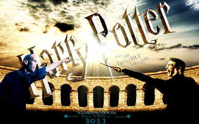 HP & Deathly Hallows - fanmade