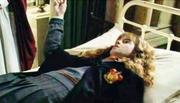 Hermione petrified