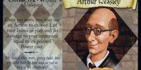 Arthur Weasley (Trading Card)