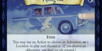 Flying Car (Trading Card)