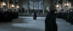Snape McGonagall duel