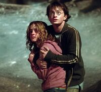 Harry potter hermione daniel radcliffe e