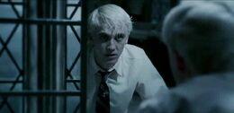 Draco Malfoy mirror