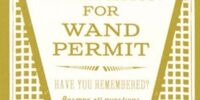 MACUSA Application for Wand Permit envelope