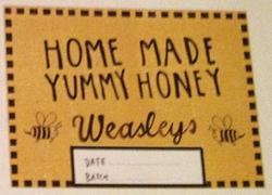Home Made Yummy Honey