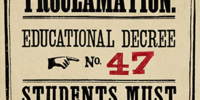 Educational Decree Number Forty-Seven