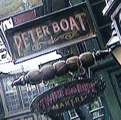 PeterBoatSign