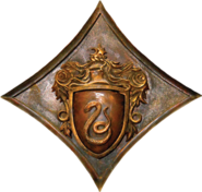 Slytherin™ Crest (Bronze)